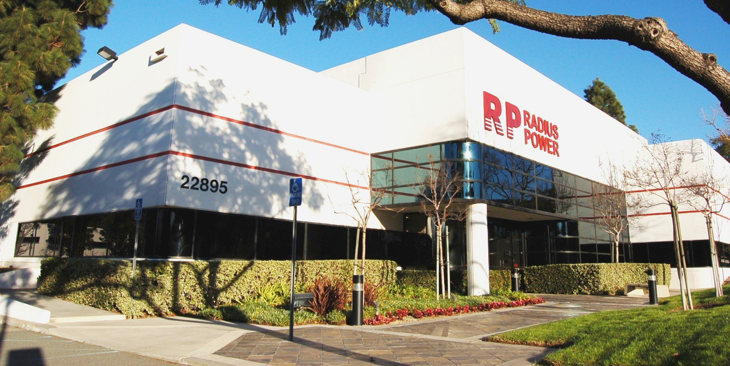 Radius Power New Yorba Linda, CA Office
