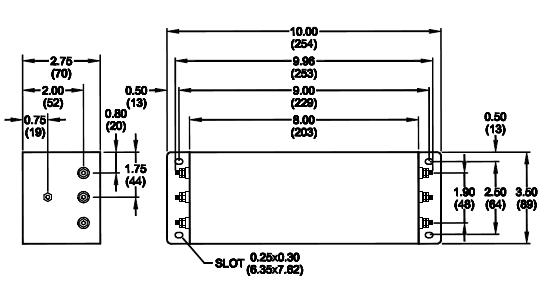 inverter emi filters   rp320 series