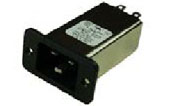 RP180 SERIES-IEC Inlet Filters