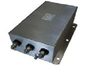 RP359-Three Phase EMI Filters - Delta